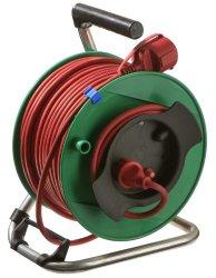 Kabeltrommel Test: as -Schwabe Gerätetrommel 12239 IP44 50 Meter